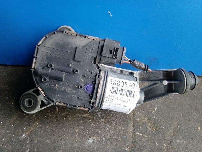 Моторчик стеклоочистителя передний Ford Focus 3 (2011>) ХЭТЧБЕК 2.0L DURATORQ DOHC(150/163PS)-DW10C (б/у)
