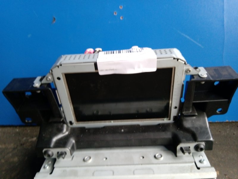 Дисплей информационный Ford Focus 3 (2011>) ХЭТЧБЕК 2.0L DURATORQ DOHC(150/163PS)-DW10C 2011 (б/у)