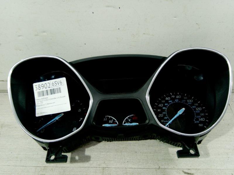 Панель приборов Ford Focus 3 (2011>) ХЭТЧБЕК 1.6L IQDB 2013 (б/у)