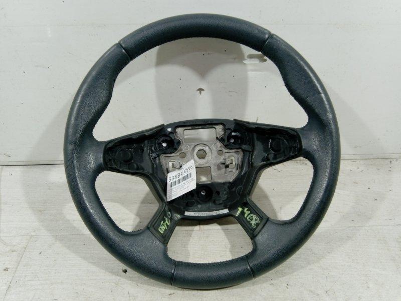 Рулевое колесо Ford Focus 3 (2011>) ХЭТЧБЕК 1.6L IQDB 2013 (б/у)