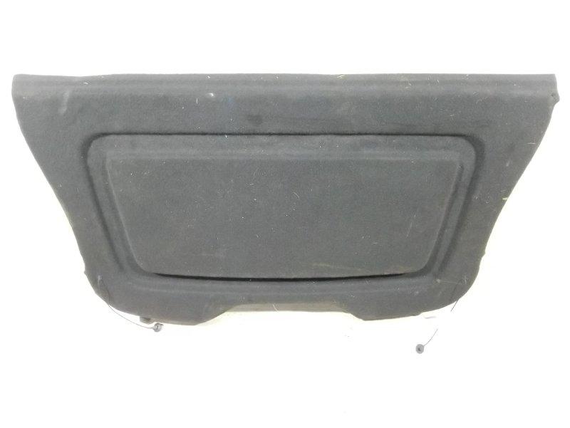 Полка багажника Ford Focus 3 (2011>) ХЭТЧБЕК 1.6L IQDB 2013 (б/у)
