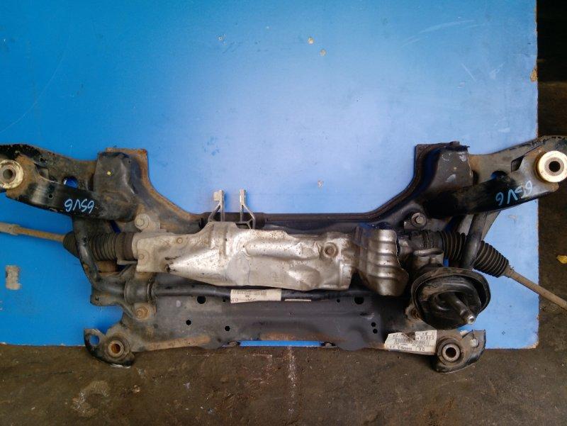 Балка подмоторная Ford Focus 3 (2011>) ХЭТЧБЕК 1.6L IQDB 2013 (б/у)