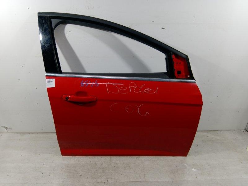 Дверь передняя правая Ford Focus 3 (2011>) ХЭТЧБЕК 1.6L IQDB 2013 (б/у)