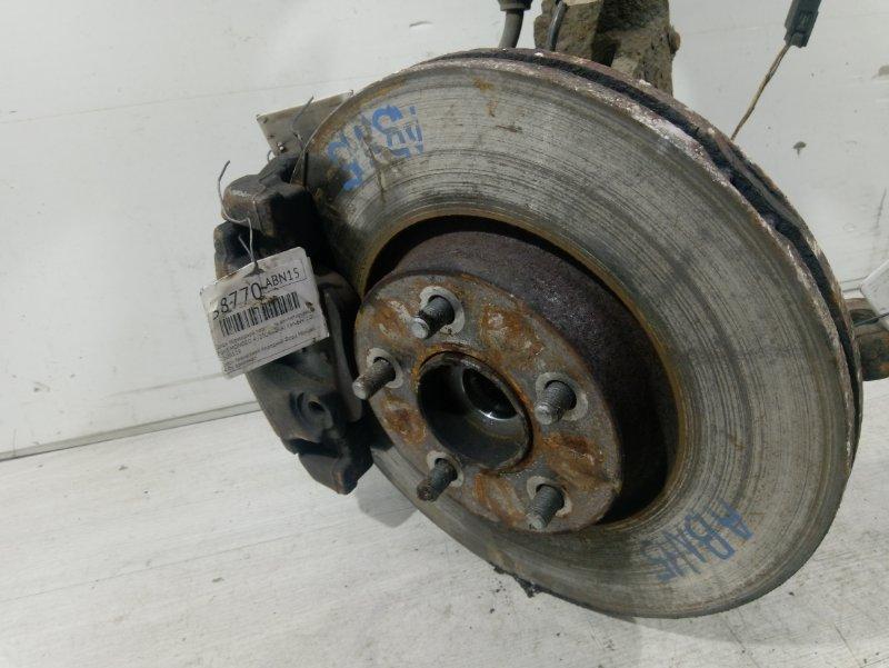 Диск тормозной передний вентилируемый Ford Mondeo 4 (2007-2014) ХЭТЧБЕК 2.0L DURATEC-HE (145Л.С.) (б/у)