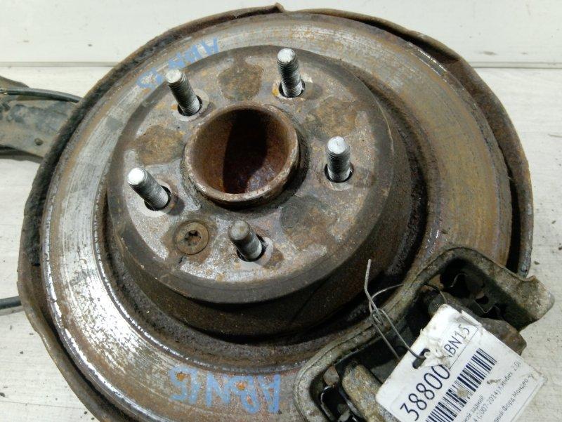Диск тормозной задний Ford Mondeo 4 (2007-2014) ХЭТЧБЕК 2.0L DURATEC-HE (145Л.С.) 2007 (б/у)