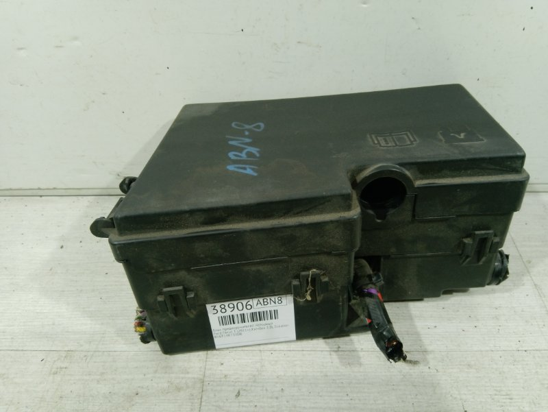 Блок предохранителей моторный Ford Focus 3 (2011>) ХЭТЧБЕК 2.0L DURATORQ DOHC(150/163PS)-DW10C 2011 (б/у)