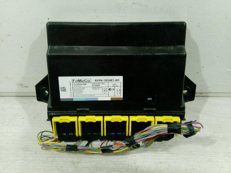 Блок управления центральным замком Ford Focus 3 (2011>) ХЭТЧБЕК 2.0L DURATORQ DOHC(150/163PS)-DW10C 2011 (б/у)