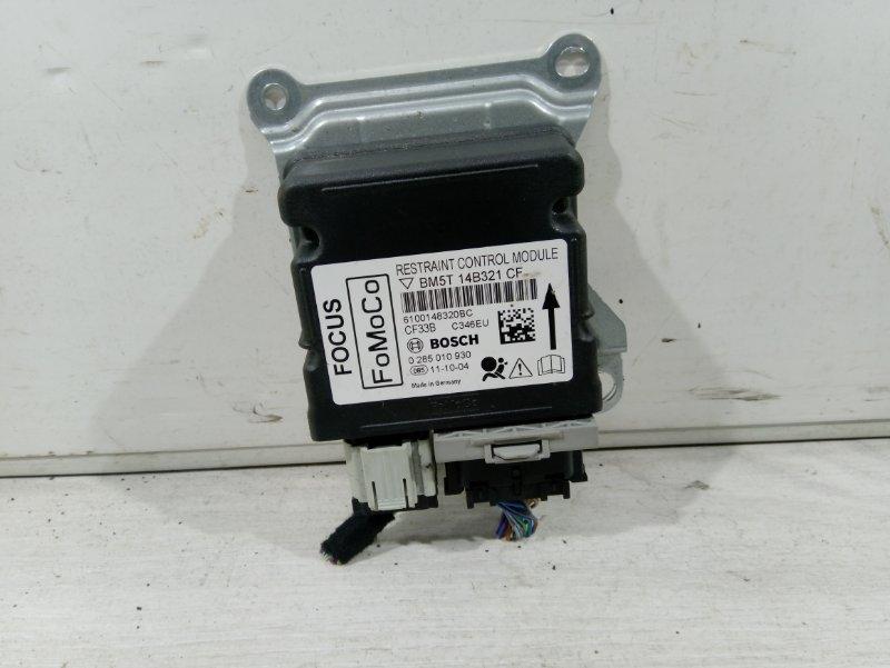Блок управления air bag Ford Focus 3 (2011>) ХЭТЧБЕК 2.0L DURATORQ DOHC(150/163PS)-DW10C 2011 (б/у)