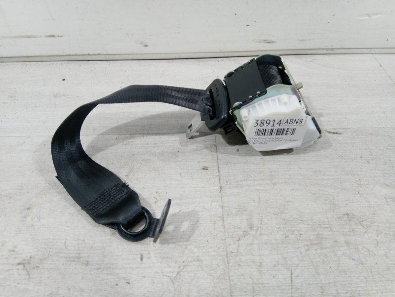 Ремень безопасности задний Ford Focus 3 (2011>) ХЭТЧБЕК 2.0L DURATORQ DOHC(150/163PS)-DW10C 2011 (б/у)