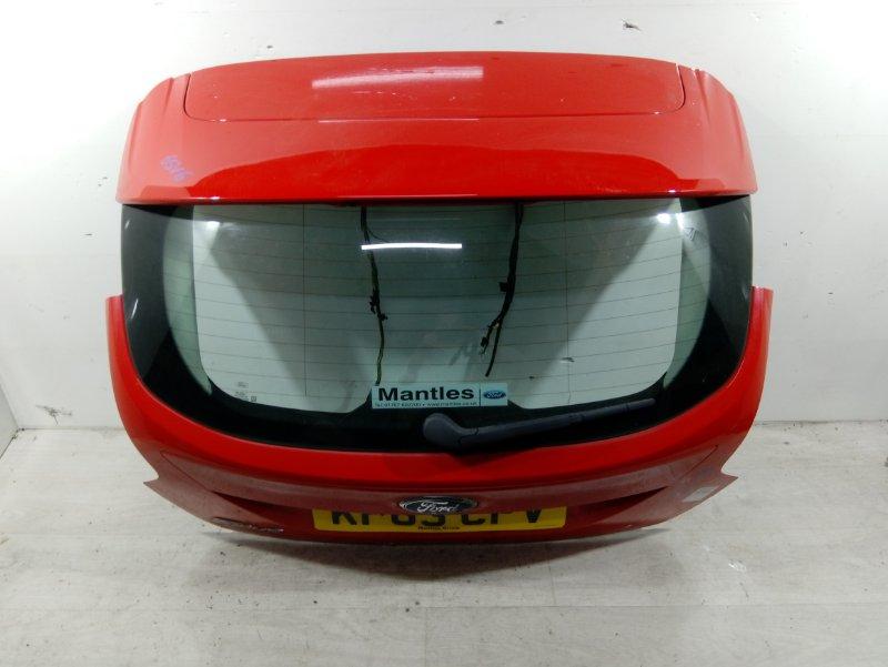 Крышка багажника Ford Focus 3 (2011>) ХЭТЧБЕК 1.6L IQDB 2013 (б/у)
