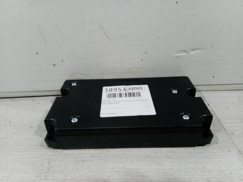 Блок aux usb Ford Focus 3 (2011>) ХЭТЧБЕК 2.0L DURATORQ DOHC(150/163PS)-DW10C 2011 (б/у)