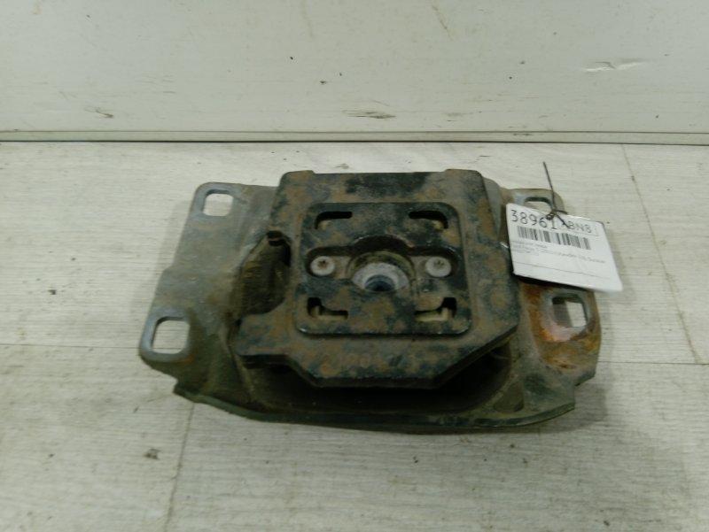 Опора кпп левая Ford Focus 3 (2011>) ХЭТЧБЕК 2.0L DURATORQ DOHC(150/163PS)-DW10C 2011 (б/у)