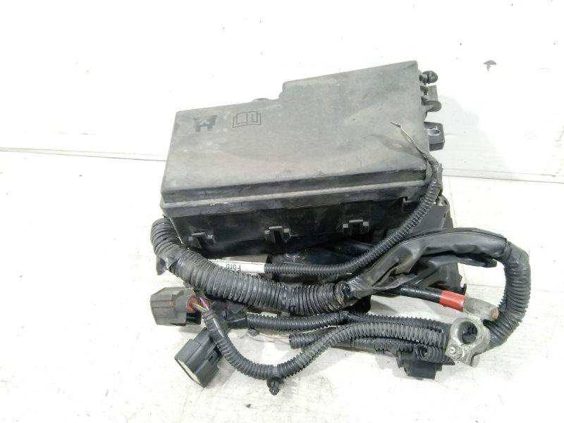 Блок предохранителей моторный Ford Focus 3 (2011>) ХЭТЧБЕК 1.6L IQDB 2013 (б/у)