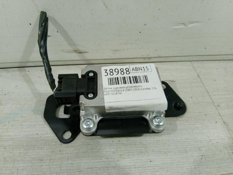 Датчик курсовой устойчивости Ford Mondeo 4 (2007-2014) ХЭТЧБЕК 2.0L DURATEC-HE (145Л.С.) 2007 (б/у)