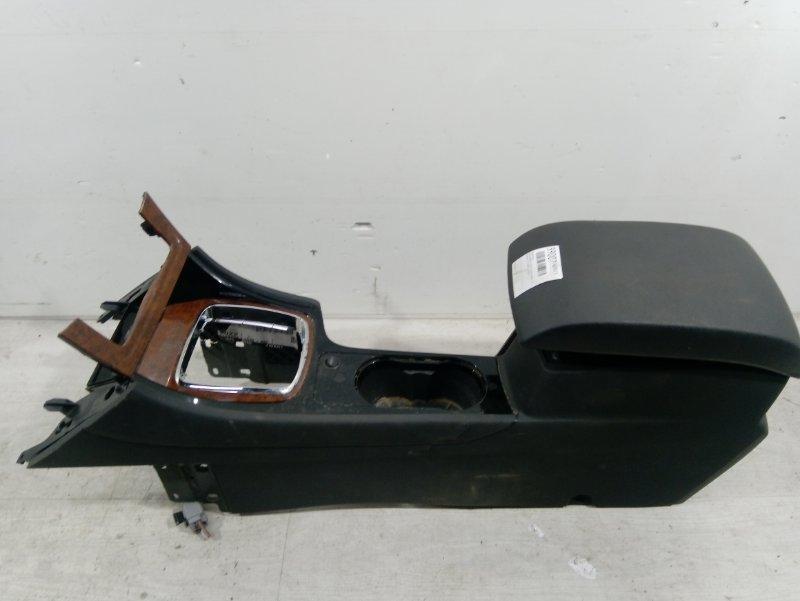 Подлокотник Ford Mondeo 4 (2007-2014) ХЭТЧБЕК 2.0L DURATEC-HE (145Л.С.) 2007 (б/у)