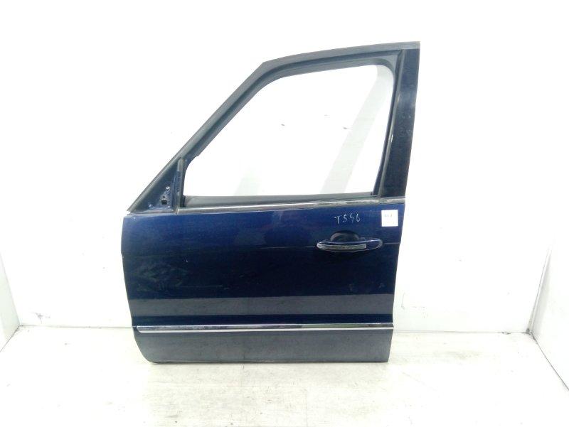 Дверь передняя левая Ford Galaxy 2006-2015 2.0L ECOBOOST (200PS) - MI4 2010 (б/у)