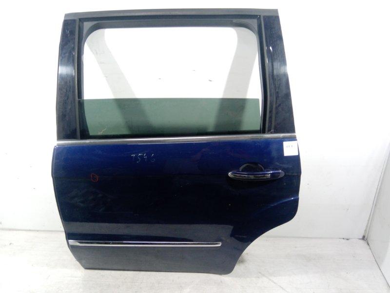 Дверь задняя левая Ford Galaxy 2006-2015 2.0L ECOBOOST (200PS) - MI4 2010 (б/у)