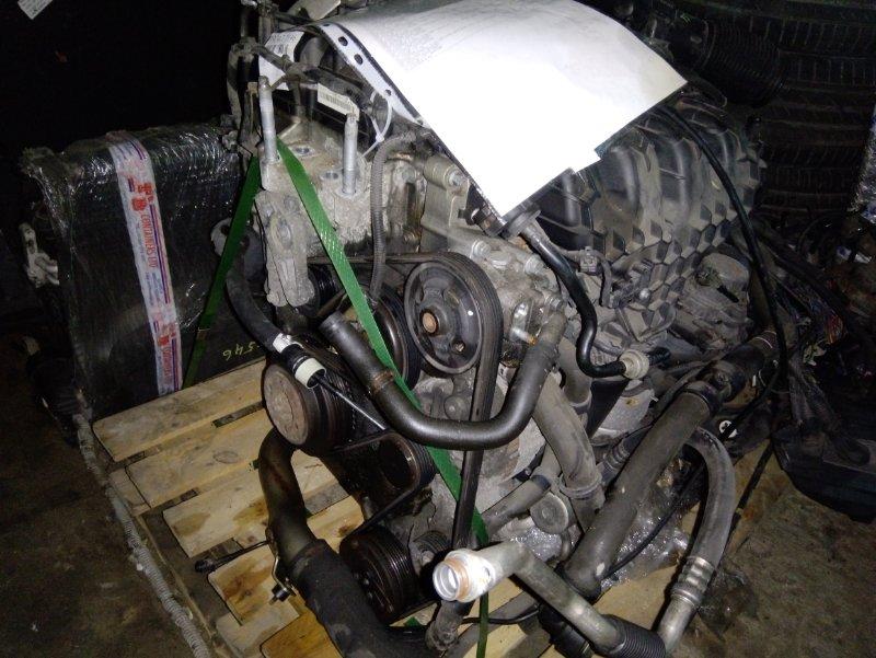 Двигатель (двс) Ford Galaxy 2006-2015 2.0L TNWA ECOBOOST (200PS) - MI4 2010 (б/у)
