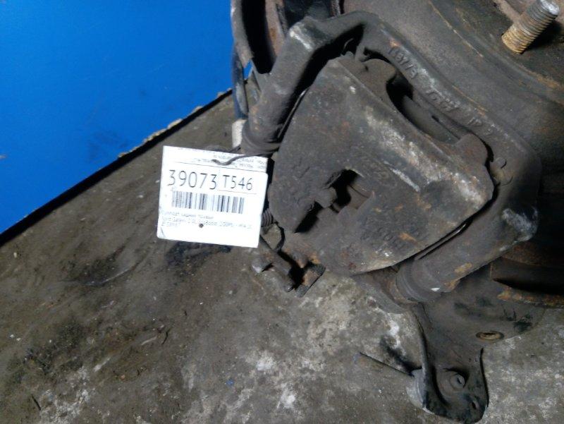 Суппорт задний правый Ford Galaxy 2006-2015 2.0L ECOBOOST (200PS) - MI4 2010 (б/у)