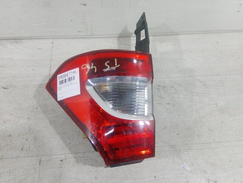 Фонарь задний наружный левый Ford Galaxy 2006-2015 2.0L ECOBOOST (200PS) - MI4 2010 (б/у)