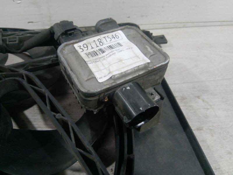 Блок управления вентилятором Ford Galaxy 2006-2015 2.0L ECOBOOST (200PS) - MI4 2010 (б/у)