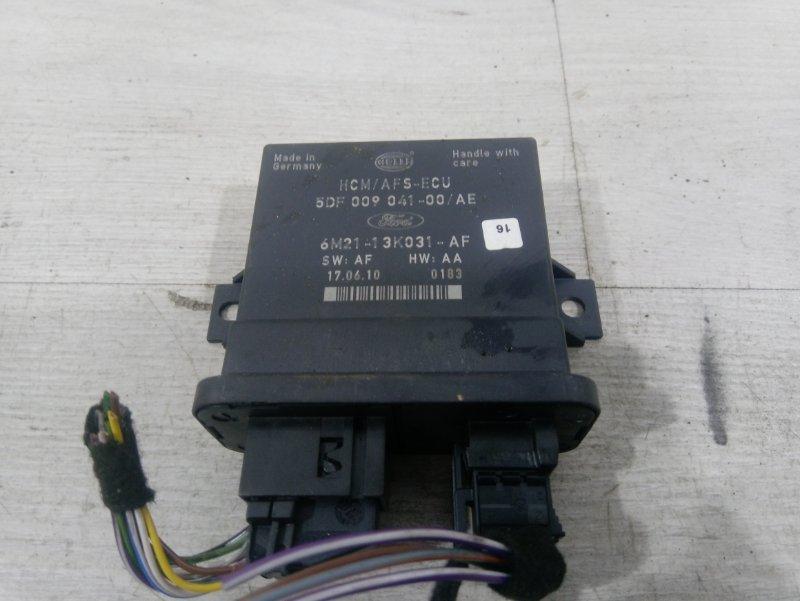 Блок управления светом Ford Galaxy 2006-2015 2.0L ECOBOOST (200PS) - MI4 2010 (б/у)
