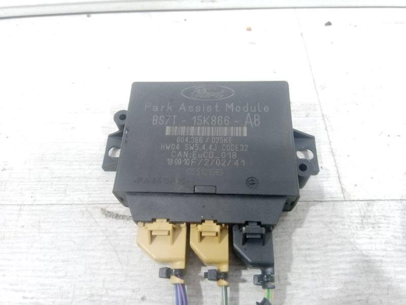 Блок управления парктрониками Ford Galaxy 2006-2015 2.0L ECOBOOST (200PS) - MI4 2010 (б/у)