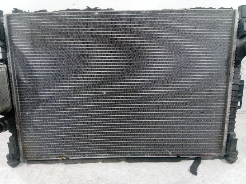 Радиатор охлаждения (основной) Ford Galaxy 2006-2015 2.0L ECOBOOST (200PS) - MI4 2010 (б/у)
