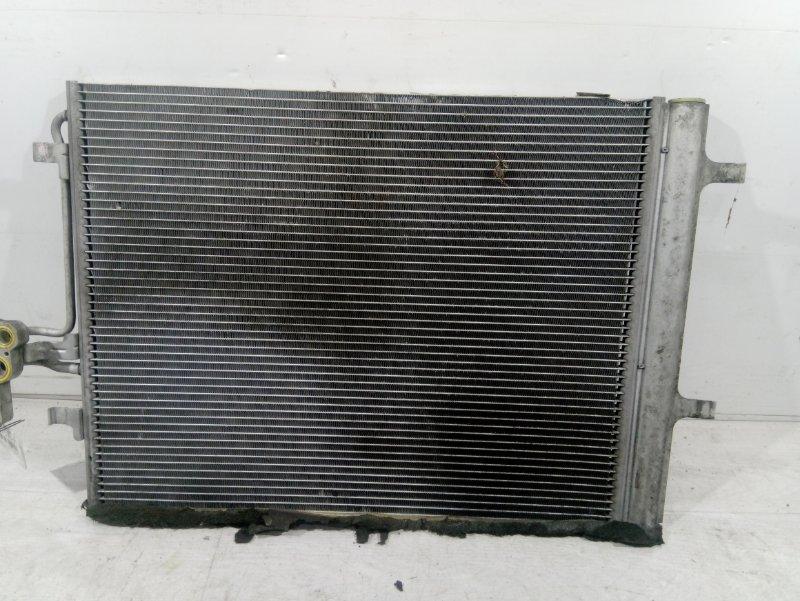 Радиатор кондиционера (конденсер) Ford Galaxy 2006-2015 2.0L ECOBOOST (200PS) - MI4 2010 (б/у)