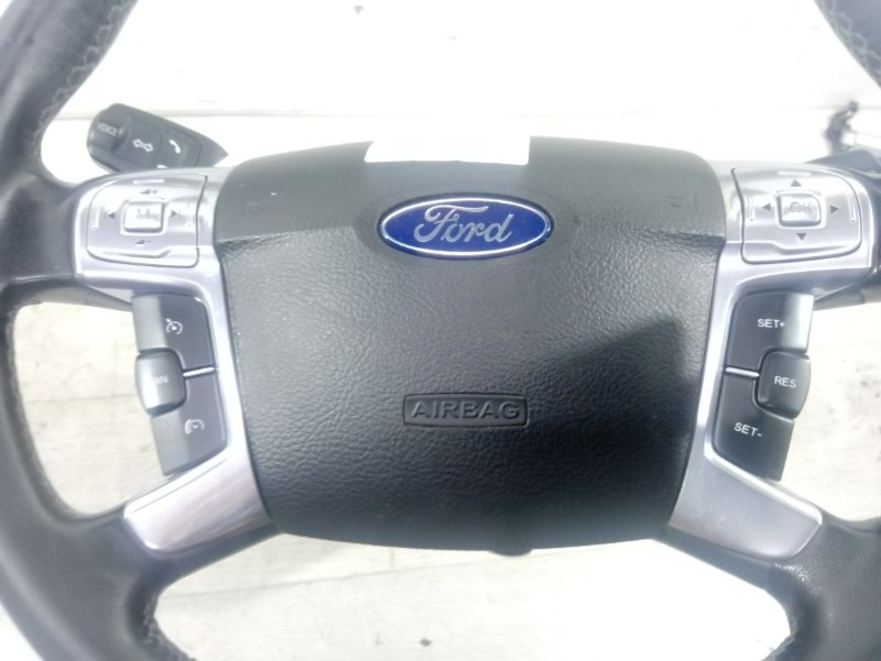 Подушка безопасности (в руль) Ford Galaxy 2006-2015 2.0L ECOBOOST (200PS) - MI4 2010 (б/у)