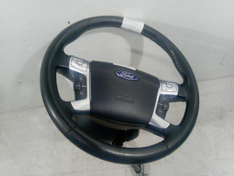 Рулевое колесо в сборе Ford Galaxy 2006-2015 2.0L ECOBOOST (200PS) - MI4 2010 (б/у)