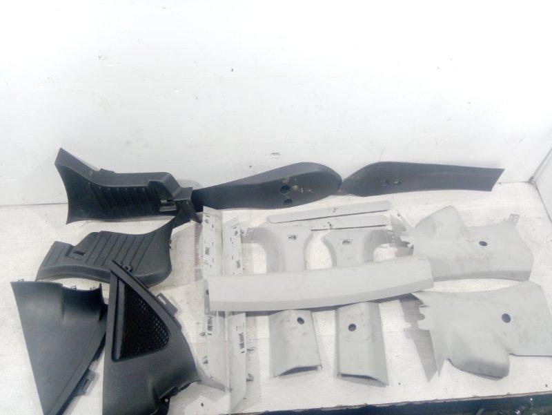 Пластик салона Ford Galaxy 2006-2015 2.0L ECOBOOST (200PS) - MI4 2010 (б/у)