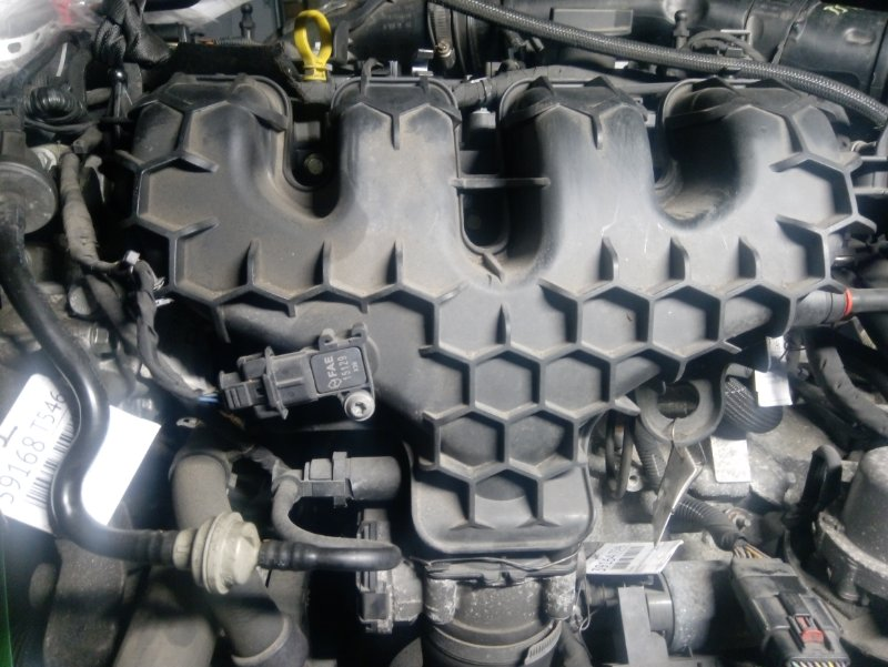 Коллектор впускной Ford Galaxy 2006-2015 2.0L ECOBOOST (200PS) - MI4 2010 (б/у)