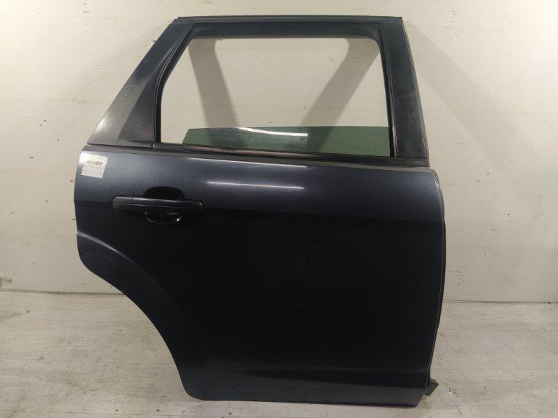 Дверь задняя правая Ford Focus 2 2008-2011 1.8 KKDA 2008 (б/у)
