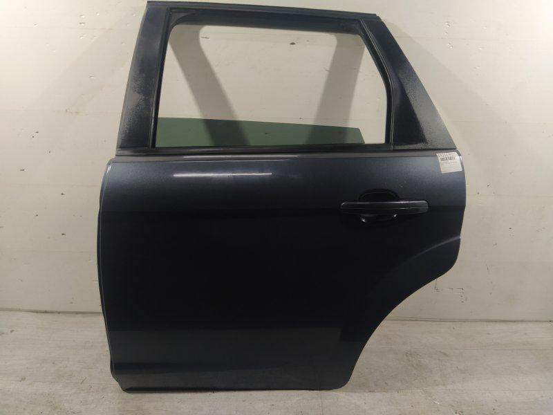 Дверь задняя левая Ford Focus 2 2008-2011 1.8 KKDA 2008 (б/у)