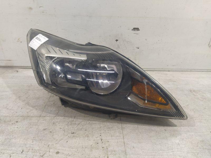 Фара правая Ford Focus 2 2008-2011 1.8 KKDA 2008 (б/у)