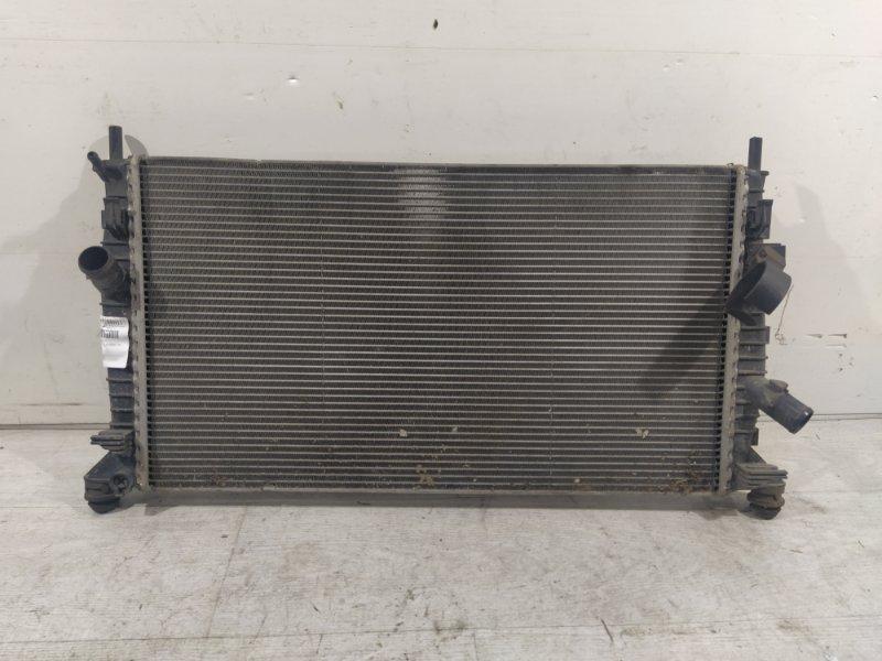 Радиатор основной Ford Focus 2 2008-2011 1.8 KKDA 2008 (б/у)