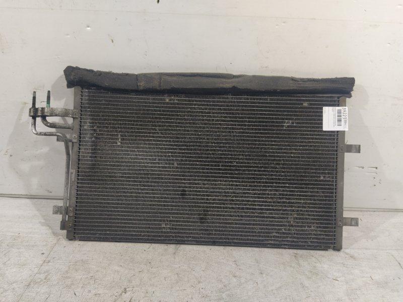 Радиатор кондиционера (конденсер) Ford Focus 2 2008-2011 1.8 KKDA 2008 (б/у)