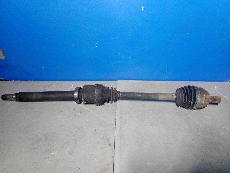 Привод передний правый Ford Mondeo 4 (2007-2014) 2.0L TDCI/QXBA 2008 (б/у)