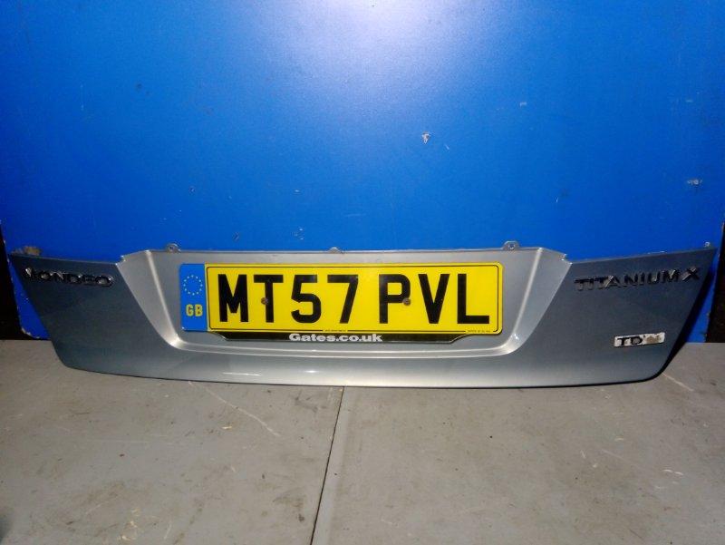 Накладка двери багажника Ford Mondeo 4 (2007-2014) 2.0L TDCI/QXBA 2008 (б/у)
