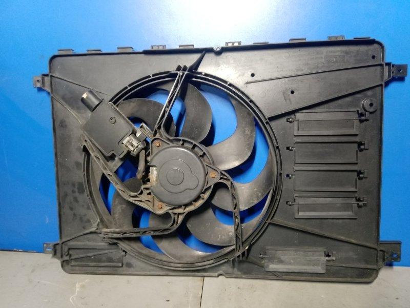 Вентилятор радиатора (в сборе) Ford Mondeo 4 (2007-2014) 2.0L TDCI/QXBA 2008 (б/у)