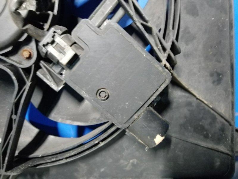 Блок управления вентилятором Ford Mondeo 4 (2007-2014) 2.0L TDCI/QXBA 2008 (б/у)