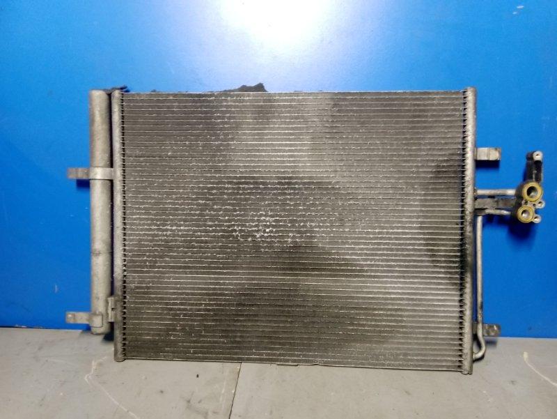 Радиатор кондиционера (конденсер) Ford Mondeo 4 (2007-2014) 2.0L TDCI/QXBA 2008 (б/у)