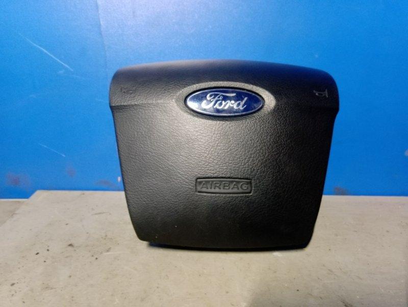 Подушка безопасности (в руль) Ford Mondeo 4 (2007-2014) 2.0L TDCI/QXBA 2008 (б/у)