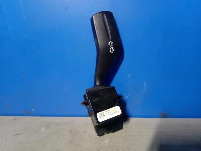 Переключатель поворотов подрулевой Ford Mondeo 4 (2007-2014) 2.0L TDCI/QXBA 2008 (б/у)
