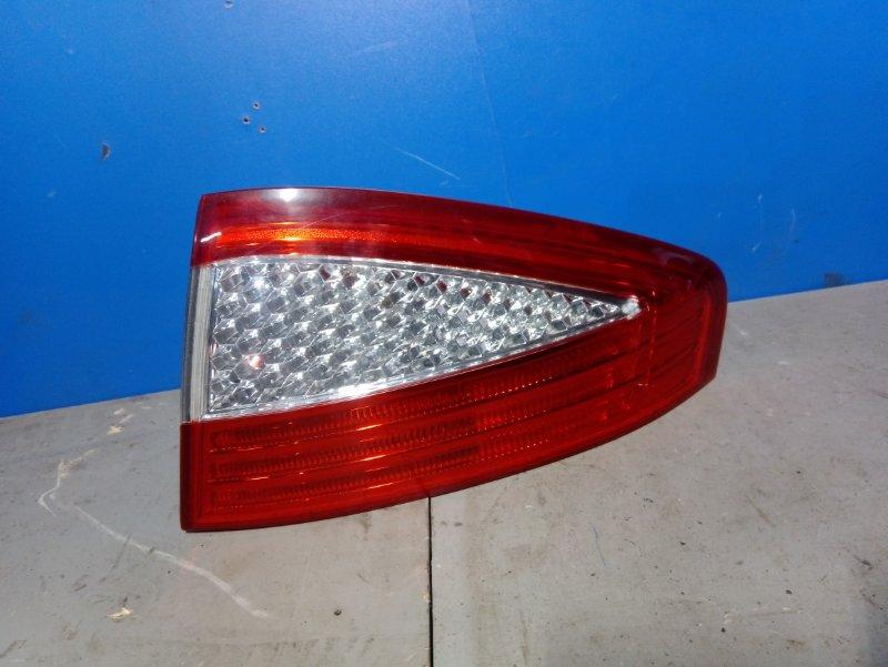 Фонарь задний наружный правый Ford Mondeo 4 (2007-2014) 2.0L TDCI/QXBA 2008 (б/у)