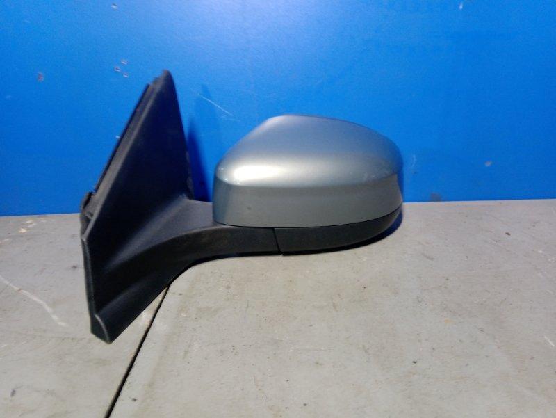Зеркало левое (электрическое) Ford Mondeo 4 (2007-2014) 2.0L TDCI/QXBA 2008 (б/у)