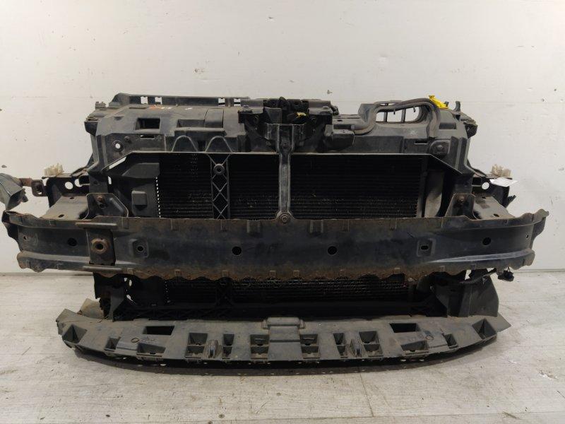 Кассета радиаторов Ford Fiesta (2008-2012) 1.25 SNJA (б/у)