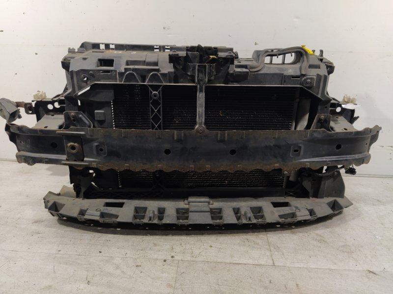 Усилитель переднего бампера Ford Fiesta (2008-2012) 1.25 SNJA (б/у)