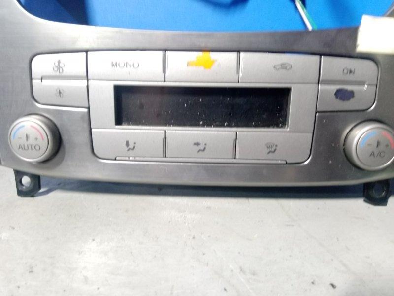Блок управления климат-контролем Ford Mondeo 4 (2007-2014) 2.0L TDCI/QXBA 2008 (б/у)